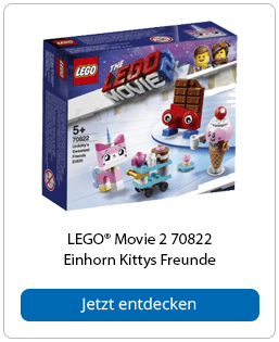 LEGO® Movie 2 70822 Einhorn Kittys Freunde
