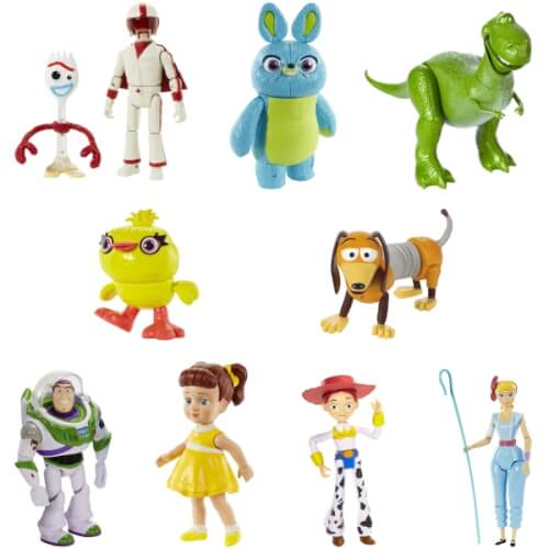 Mattel GFM38 Toy Story 4 Basis Figuren sortiert