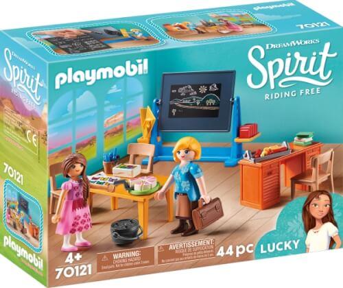 Playmobil 70121 Schulzimmer von Miss Flores