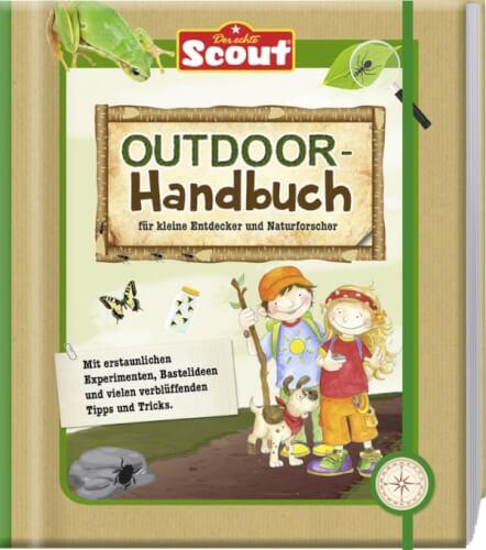 Scout - Outdoor-Handbuch für kleine Entdecker und Naturforscher