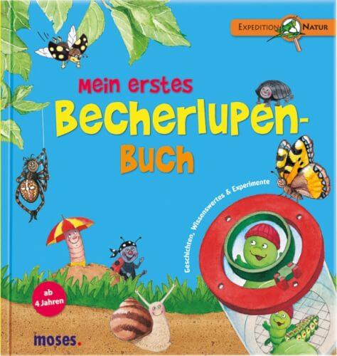 moses Mein erstes Becherlupen-Buch
