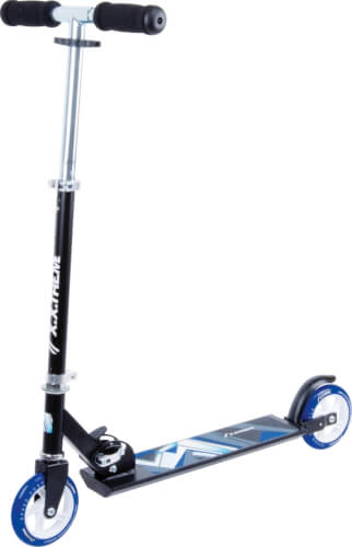 XXtreme Scooter Blue Stripes, 125 mm
