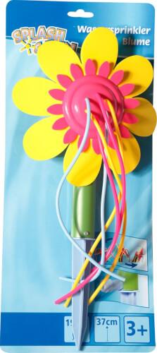 Splash & Fun Wassersprinkler Blume, Ø ca. 19 cm, ab 3 Jahren