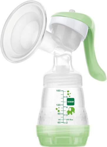 MAM Handmilchpumpe kompakt