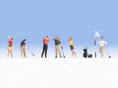 H0-Golfspieler
