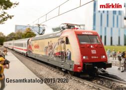 Märklin Katalog 2019/2020 DE