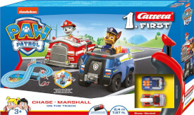 CARRERA FIRST - PAW PATROL - On the Track