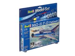 REVELL Model Set MiG-21 F-13 Fishbed C
