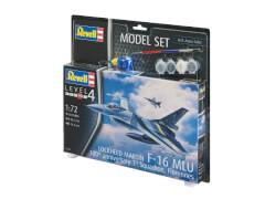 REVELL Model Set F-16 Mlu 100th Anni