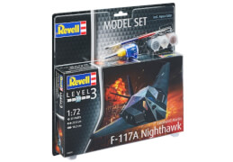 REVELL Model Set F-117A Nighthawk St