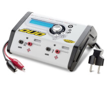 Expert Charger Duo 12V/230V 10A