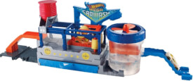 Mattel FTB66 Hot Wheels City Mega Autowaschanlage