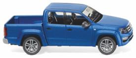 Wiking VW Amarok GP Highline ravennablau metallic matt