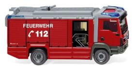 Feuerwehr - Rosenbauer AT LF (MAN TGM Eu