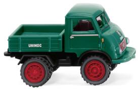 Unimog U 401 mit Doppelbereifung - moosg
