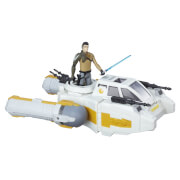Hasbro B3675EU6 Star Wars Rogue One  Class I Deluxe Fahrzeuge mit Action Figur