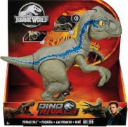Mattel GFD40 Jurassic World Dinofreundin Blue