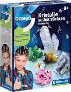 Clementoni Galileo - Kristalle selbst züchten