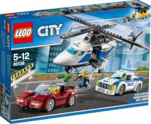 LEGO® City 60138 Rasante Verfolgungsjagd, 294 Teile