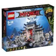 THE LEGO® NINJAGO® 70617 Ultimativ ultimatives Tempel-Versteck, 1404 Teile
