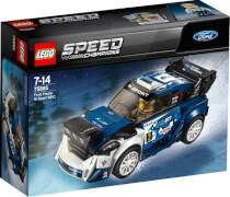 LEGO® Speed Champions 75885 Ford Fiesta M-Sport WRC, 203 Teile