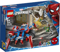 LEGO® Marvel Super Heroes# 76148 Spider-Men vs. Doc Ock