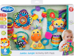 RothoJumbo Jungle Activity Geschenk-Set