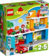 LEGO® DUPLO® 10835 Familienhaus, 69 Teile, ab 2 Jahre