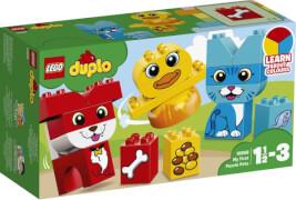 LEGO® DUPLO® 10858 Meine ersten Tiere - Farben lernen, 18 Teile