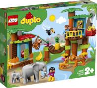 LEGO® DUPLO 10906 Baumhaus im Dschungel