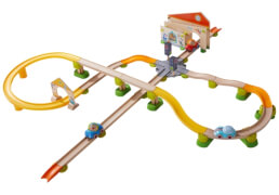 HABA - Kullerbü-Spielbahn Stadtbummel, ab 2 Jahren