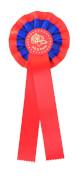 Helga Kreft, Siegerschleife, Sieger, Gewinner, 1. Platz