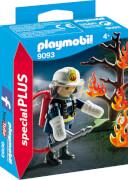 Playmobil 9093 Feuerwehr-Löscheinsatz