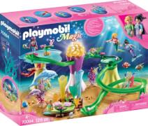 Playmobil 70094 Korallenpavillon mit Leuchtkuppel