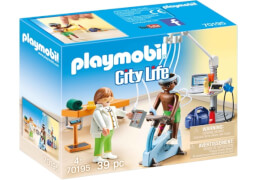 Playmobil 70195 Beim Facharzt: Physiotherapeut