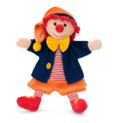 Sterntaler Handpuppe Clown original