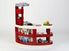 Klein Miele Spiel-Kunststoffküche Wave, Höhe ca. 95 cm