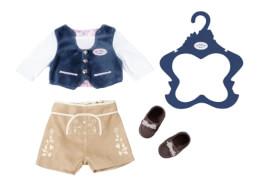 Zapf BABY born® Trachten-Outfit Junge, ab 3 Jahren