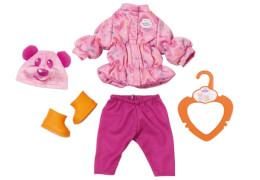 Zapf My Little Baby Born - Winter-Outfit, ab 12 Monate