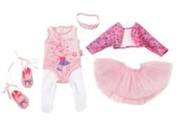 Zapf BABY born® Boutique Deluxe Ballerina Set, ab 3 Jahren
