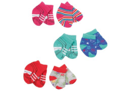 Zapf BABY born® Trend Socken 2 Paar, sortiert