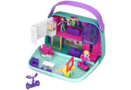 Mattel GCJ86 Polly Pocket Pocket World Einkaufszentrum Schatulle