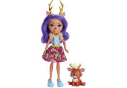 Mattel FXM75 Enchantimals Danessa Deer & Sprint
