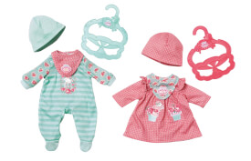 Zapf My First Baby Annabell - Kuschel-Outfit, ab 3 Jahre