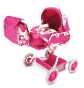 Amia Puppenwagen mit Tasche, höhenverstellbar