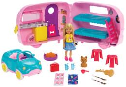 Mattel FXG90 Barbie Chelsea Camper