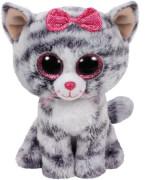 TY Kiki,Katze grau 15cm