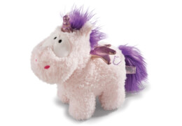 NICI Theodor and Friends Einhorn Cloud Dreamer Kuscheltier, 22 cm stehend