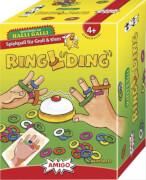 AMIGO 01735 Ringlding, Kinderspiel, für 2-6 Spieler,Spieldauer: ca 10 Min, ab 4 Jahren