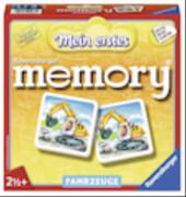 Ravensburger 21437 Mein erstes memory® Fahrzeuge